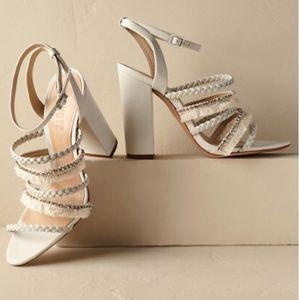 Schutz Molina Dress Sandals/ heels
